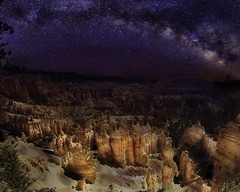 2021-04-040-Milky Way Over Bryce Canyon-2