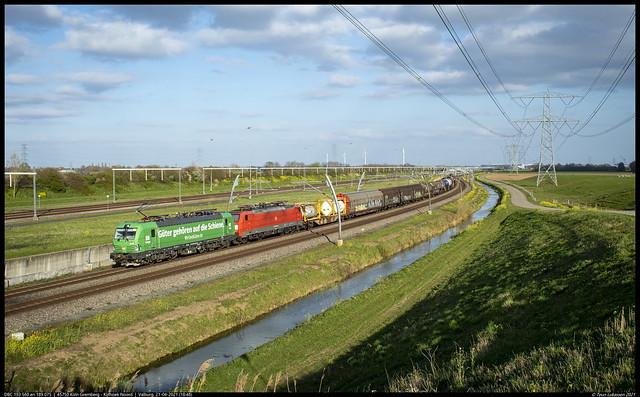 DBC 193 560 || 45750 || Valburg || 21-04-2021 (18:48)