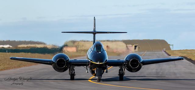 Martin Baker Gloster Meteor T7