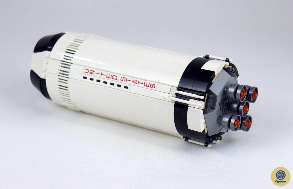 92176 NASA Apollo Saturn V 3