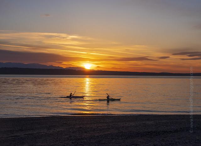 Sunset Sea Kayakers