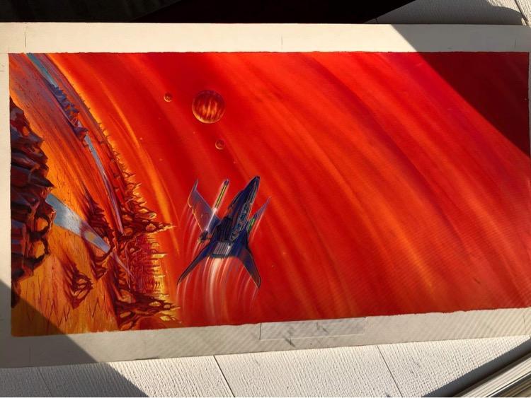 Hawkwind sky