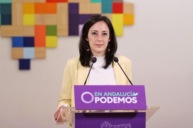 Podemos - Isa Franco
