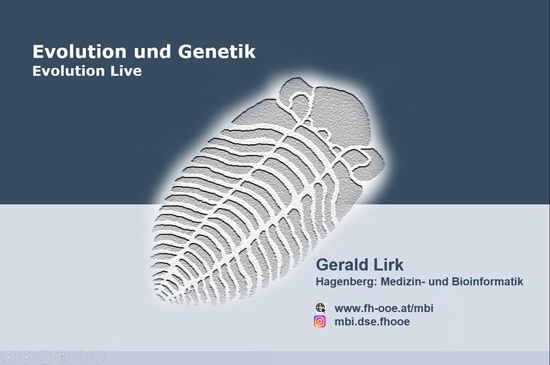 Vortrag Genetik und Evolution 2