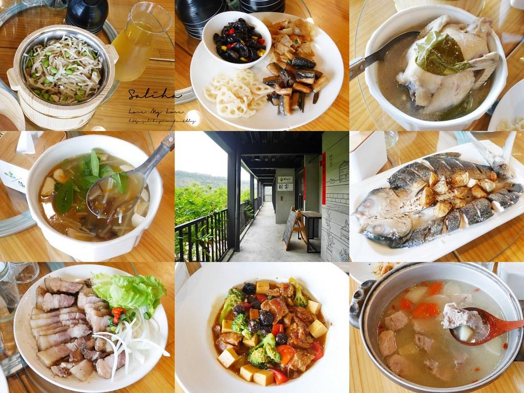 台南東山景點餐廳推薦仙湖農場美食無邊際水池紅龜DIY台南一日遊 (6)