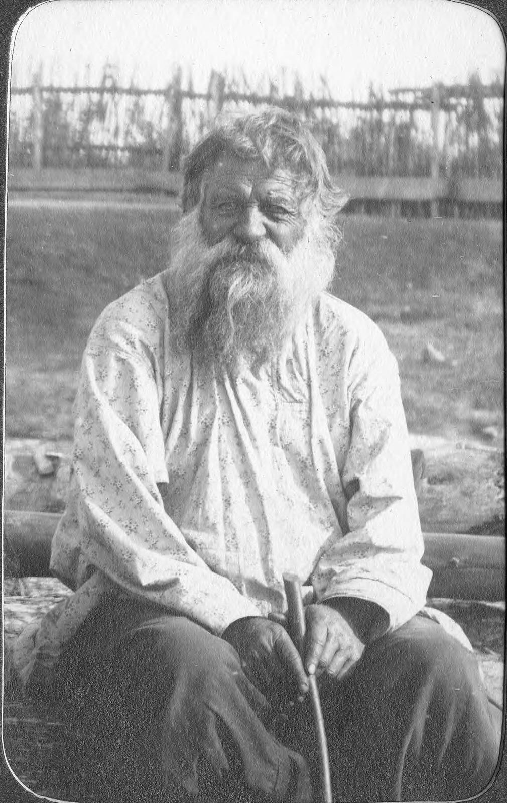 Тип русского крестьянина