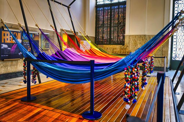 L1070725 - Centro Cultural Banco Do Brasil's Artwork (Rio/Brazil)