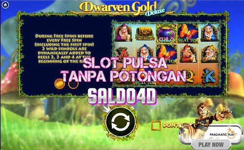 Judi Slot Dwarven Gold Deluxe Pragmatic Play SALDO4D