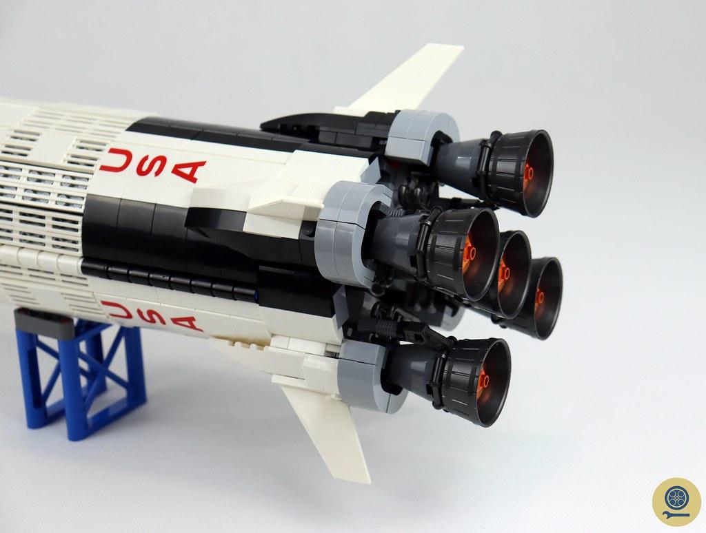 92176 NASA Apollo Saturn V 2