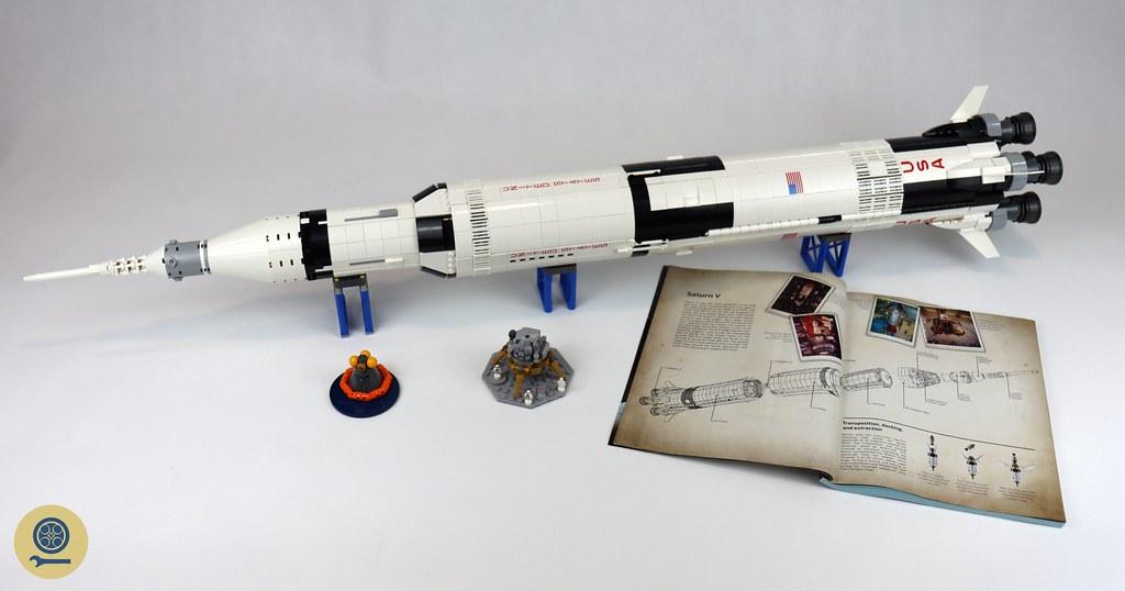 92176 NASA Apollo Saturn V 1