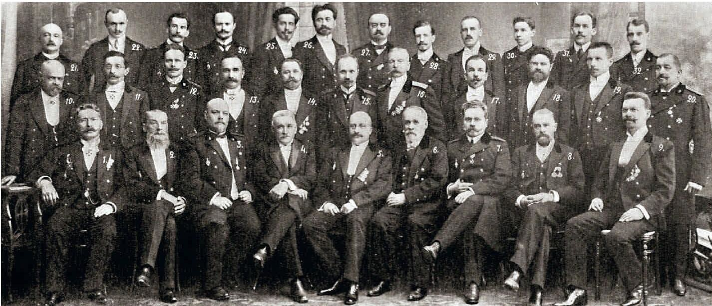 1910. К 25-летию Податной инспекции