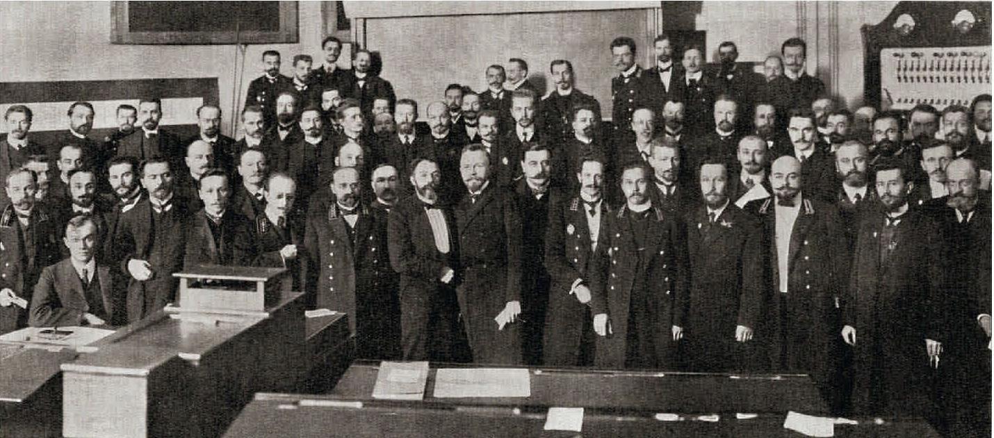 1902. Всероссийский съезд инженеров-электриков ЭТИ. 26 февраля