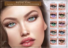 Tville - Portrait Eyes