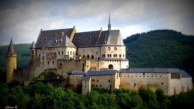 Le château-fort de Vianden