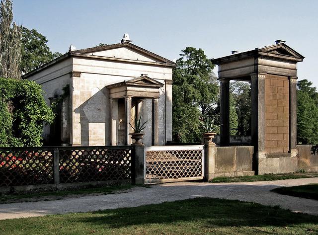 Potsdam - Römische Bäder
