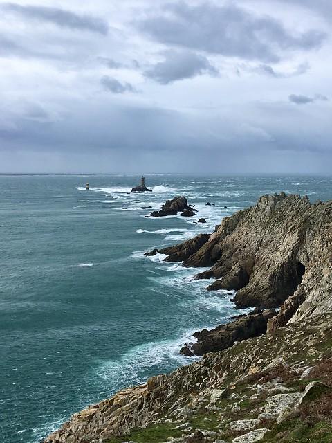 Bewitching Brittany !😉  Envoûtante Pointe du Raz 👌!