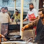 Busy Kitchen, Nowshera, Pakistan