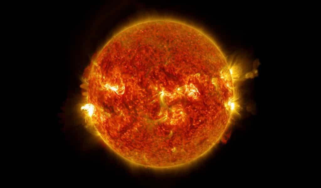 Des étoiles éjectent d'énormes quantités de matière