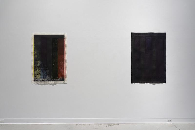 Matt W. Brown: On Ground - MFA Thesis Exhibition | Artlab Gallery