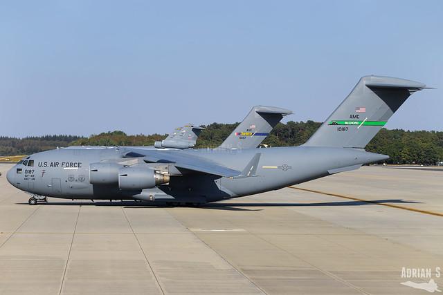 01-0187 C-17A Globemaster III | ETAD | 22.09.2020