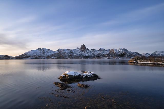 Reka, Lofoten 2021