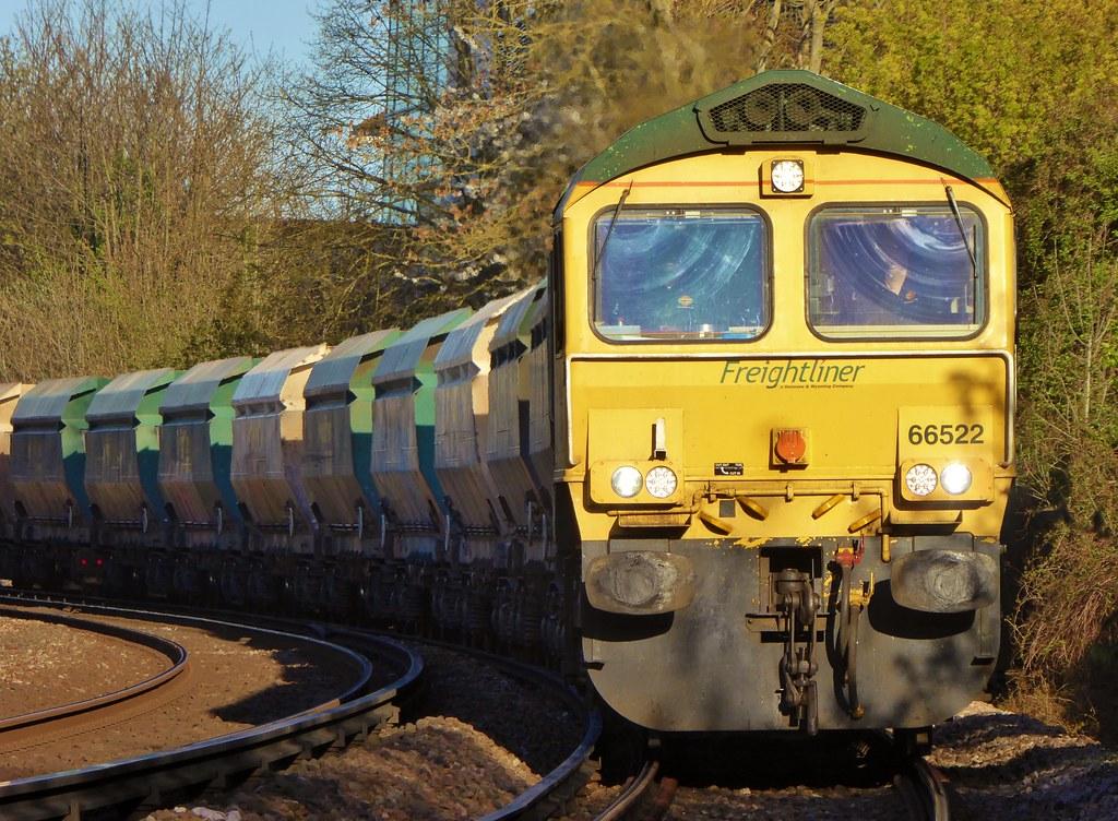66522 Hothfield to Stoke Gifford