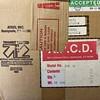 Almost shipped something in this 38 year old Atari, Inc. box. Pretty sure we did not buy 2x 410 Program Recorders in 1983 so not sure how we got it! #atari #atariinc #retrocomputing #oldboxes #haveyouplayedataritoday #atari410