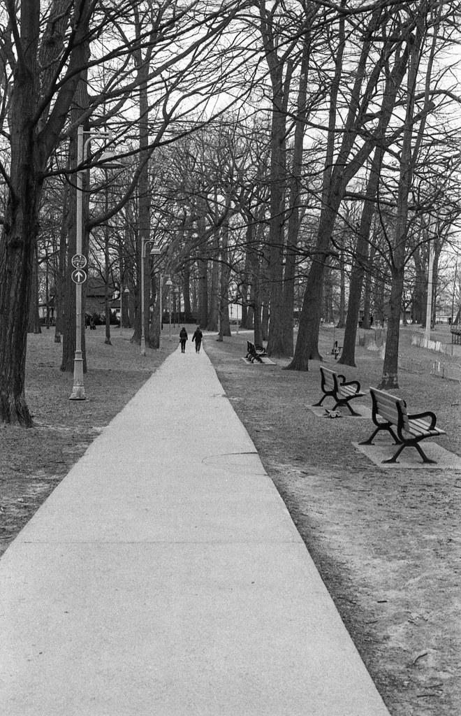 Kew Gardens Pathway