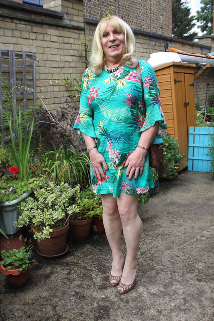 Blending In With The Garden