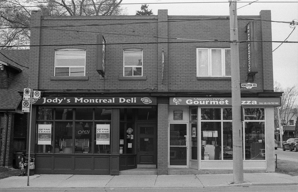 Deli Closed Pizzeria Survived
