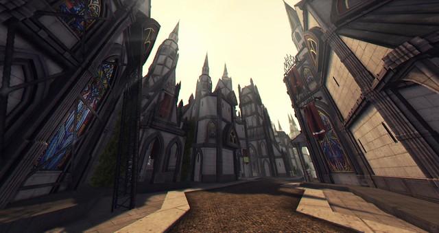 Fantasy Faire: Somniatoris Arx - Streets