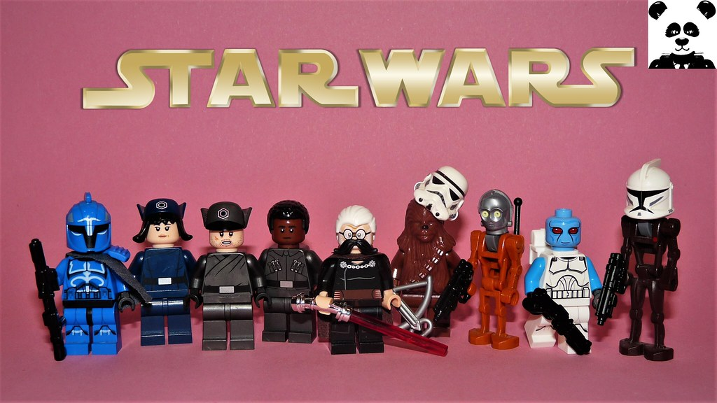 Disguises: Vol. 1 [Star Wars Minifigs #24]