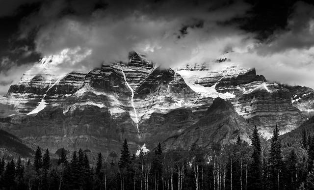 The Big Mount Robson