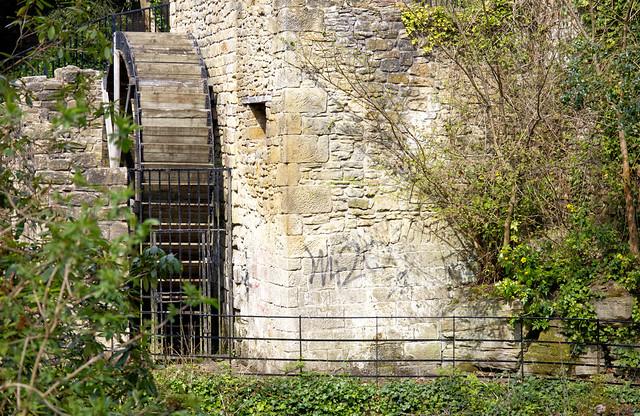 The old Water Mill at Jesmond Dene  IMG_5728
