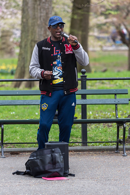 Central Park 4-18-21