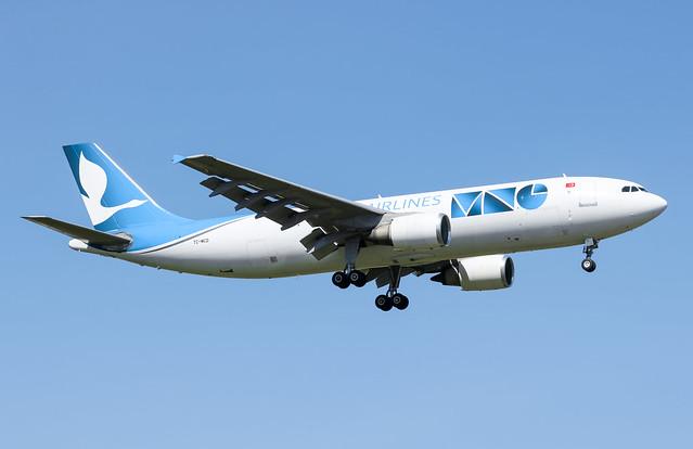 TC-MCD Airbus A300B4-605RF MNG Airlines
