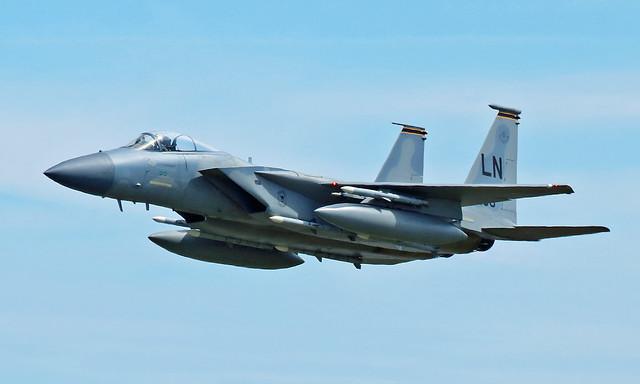 McDonnell Douglas F-15C Eagle 86-0156/LN [C384/1003]