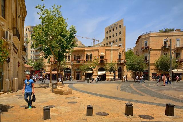 Jerusalem / Jaffa Street / Zion Square