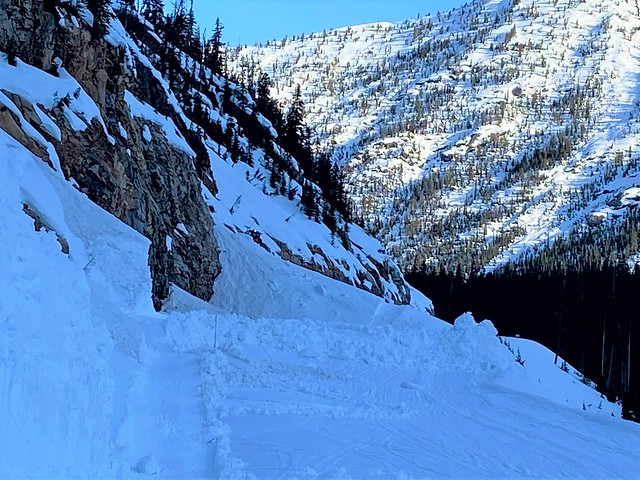 The snocat at Liberty Bell #3