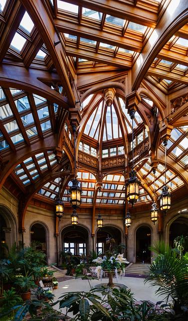 Atrium at the Biltmore
