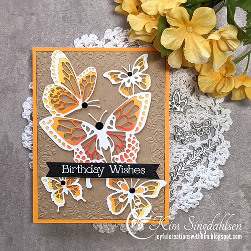 Butterfly Birthday