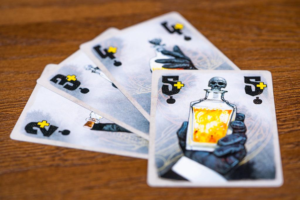 Jekyll vs Hyde boardgame juego de mesa