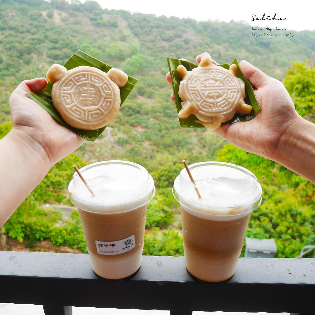 台南東山景點餐廳推薦仙湖農場美食無邊際水池紅龜DIY台南一日遊 (5)