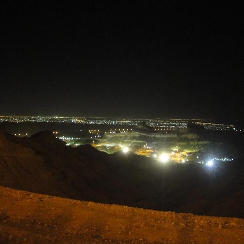Al-Ain from Jabal-e-Hafeet - Squared