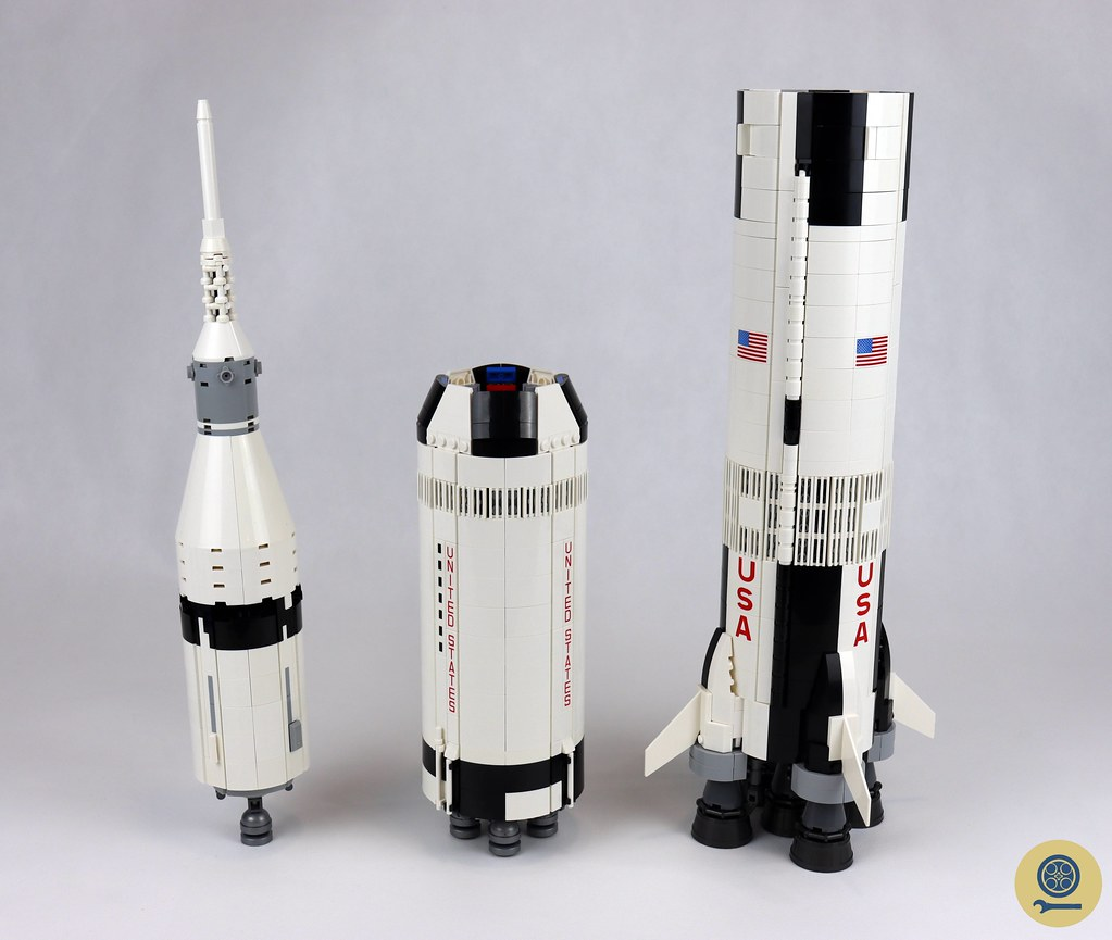 92176 NASA Apollo Saturn V 4
