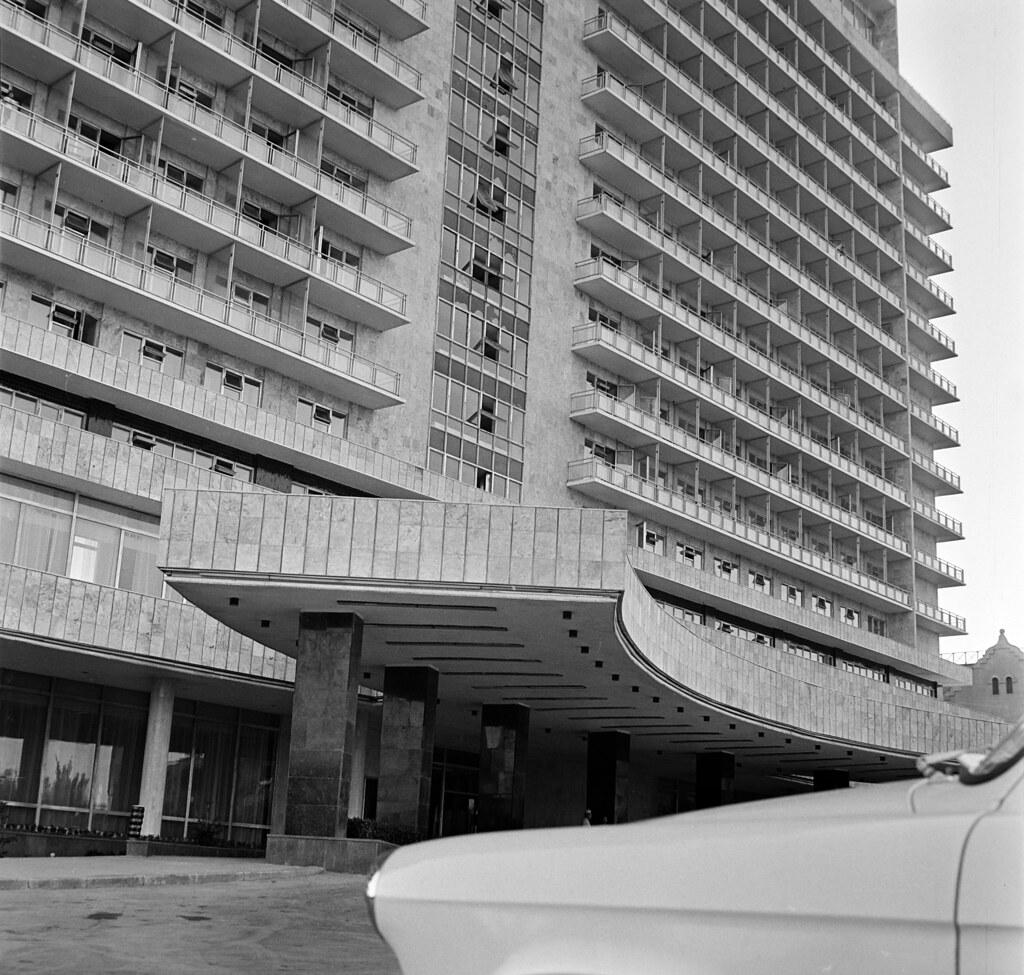 Баку. Гостиница