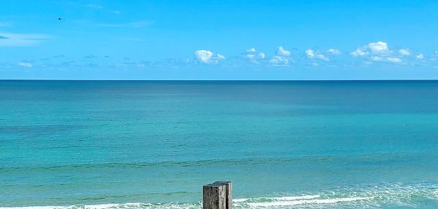 sea post