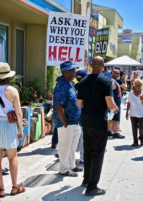 Ask Me Why, Venice Beach, CA