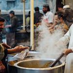 Busy Restaurant, Nowshera, Pakistan