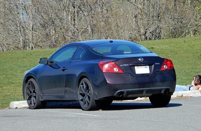 Nissan Altima Coupe (AJM CCUSA)